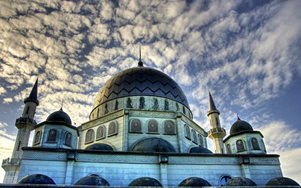 Islam-Mosque-Musilm-Religion-Sky-Clouds-Building-Structure-WallpapersByte-com-3840x2400