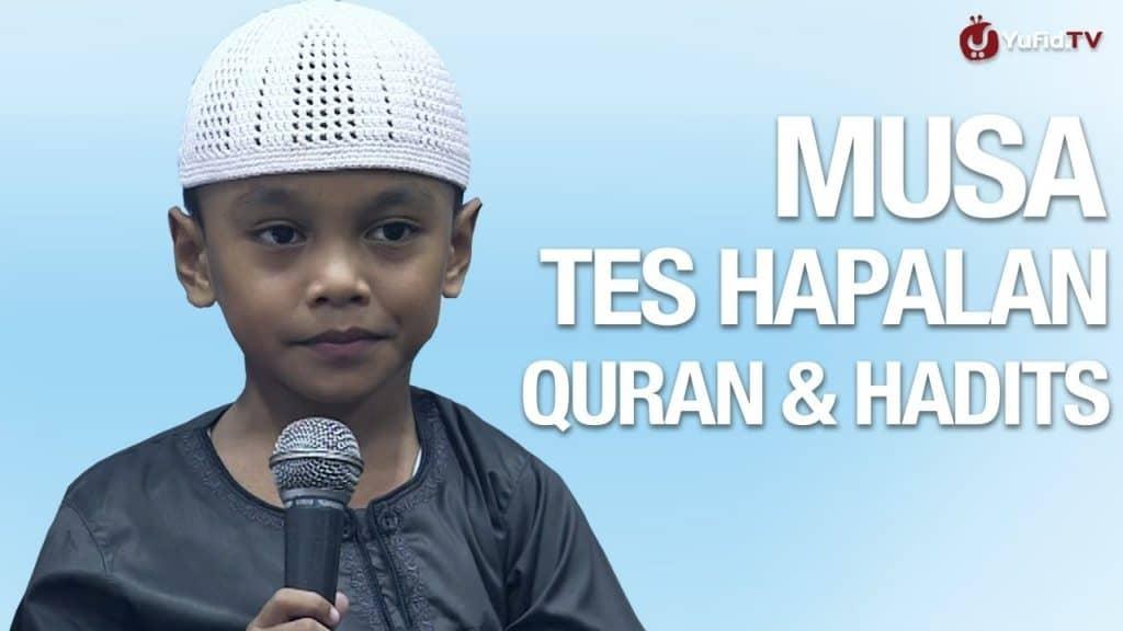 Musa Hafidz Quran Cilik